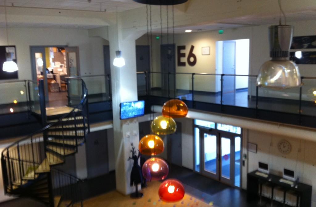 E6 Østfold Medieverksted er egen avdeling ved Kulturskolen i Fredrikstad