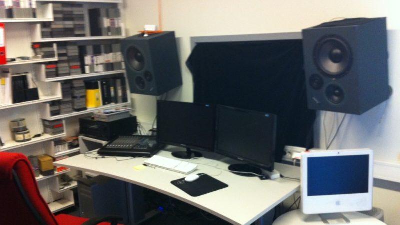 Redigeringsrom
