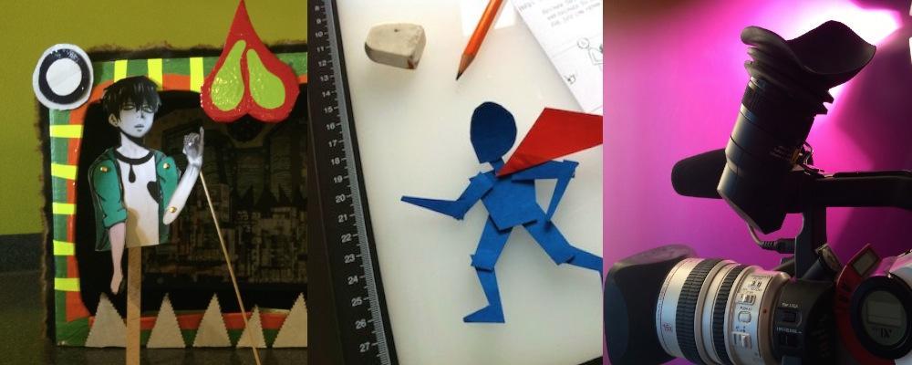 Kulturskoletilbud i film og animasjon