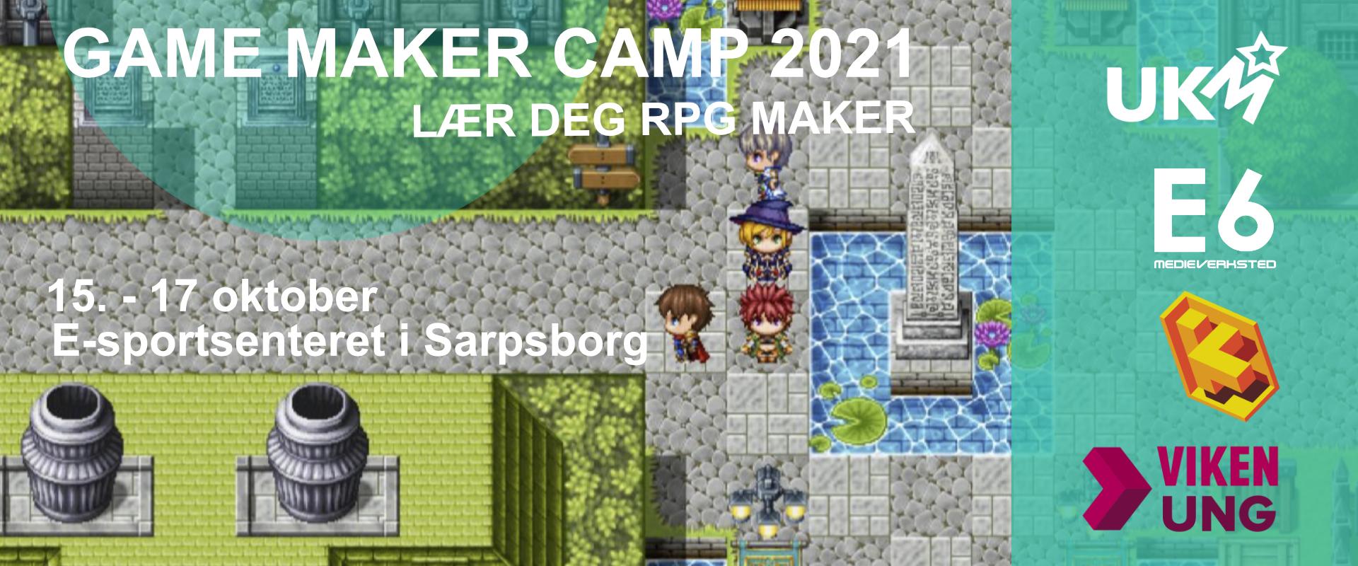 Game Maker Camp 2021